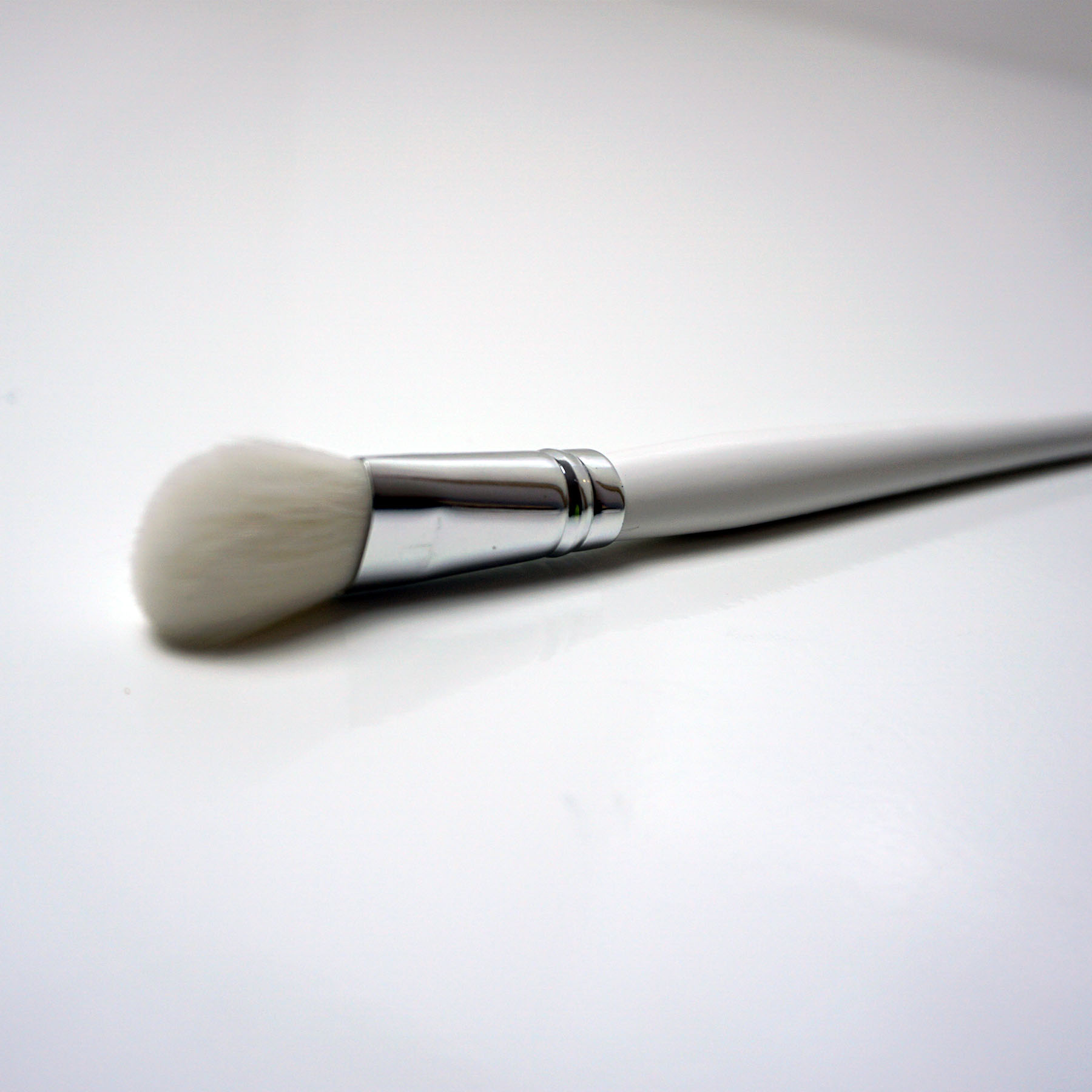 Fächerpinsel zum Entfernen von Glitzer für Glitzer-Tattoos Make up Kosmetik Pinsel Brush